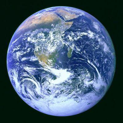Blue Marble/NASA