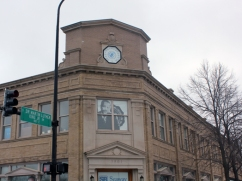 Keeping history alive, the Bronzeville Visitor Information Center promotes tourism and redevelopment in Bronzeville in the Supreme Life Building, which was once the headquarters of the first African-American owned and operated insurance company in the northern U.S.