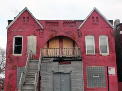 """But foreclosure has hit the neighborhood hard, and many homes remain boarded up. Foreclosures have particularly affected condominiums in the area, said Zeke Morris, managing broker at Bronzeville's Keller Williams Realty. """"Bronzeville is trying to recover, but we're still saddled with foreclosures,"""" Morris said."""