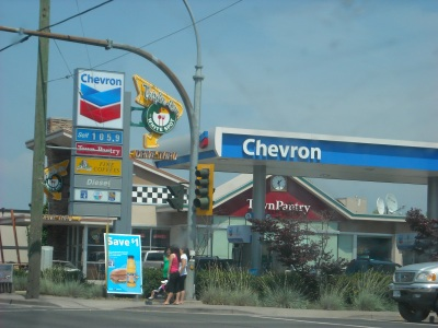 Record-low oil prices are making Chevron reduce its capital expenditures. Photo courtesy of Google Creative Commons.