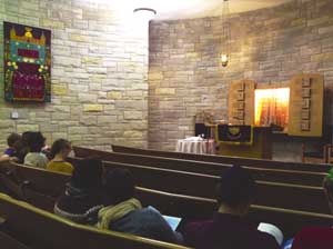 Congregation Or Chadash was founded in 1976 as a response to the discrimination that gay and lesbian Jews experienced in many synagogues.