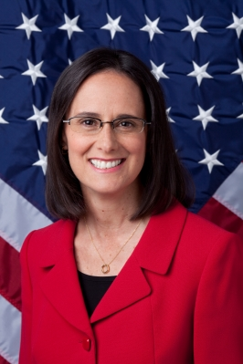 Attorney General Lisa Madigan was reelected to a fourth term on Tuesday. Photo courtesy of Citizens for Lisa Madigan.