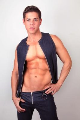 Angel Saez, a personal trainer and gay male entertainer at Baton Show Lounge, maintains his body by working out seven days a week. Saez is healthy and fit but many gay men, unlike Saez, take it too far by over-exercising and going through unhealthy diets.
