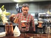 Craig Alexander, owner of Headstash Roasting & HERO Coffee Bar