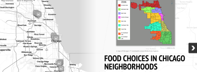 Click the image above to see how grocery store choices change drastically by neighborhood.